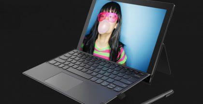 Lenovo ensimmäisen Windows 10 ARM -sukupolven Miix 630.