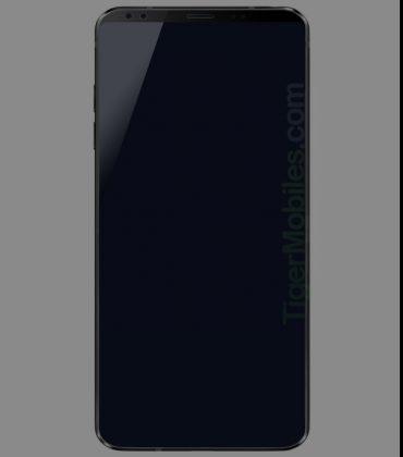 Väitetty kuva LG:n seuraavasta huippupuhelimesta.