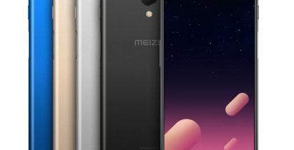 Meizu M6s:n värivaihtoehdot.