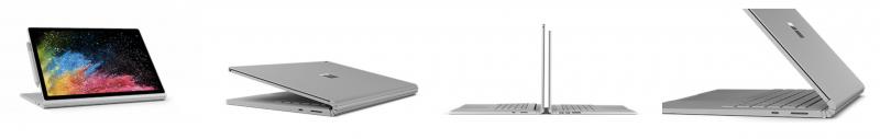 Microsoft Surface Book 2.
