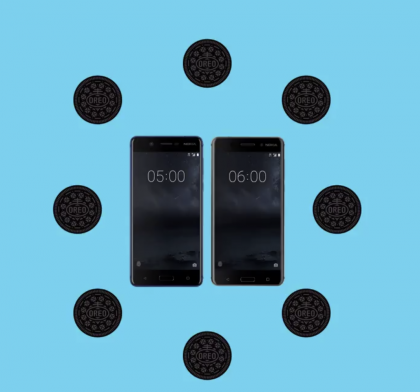 Nokia 5 ja Nokia 6 saavat Oreo-päivityksen.