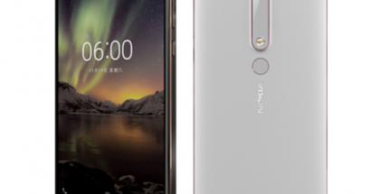 Toisen sukupolven Nokia 6.