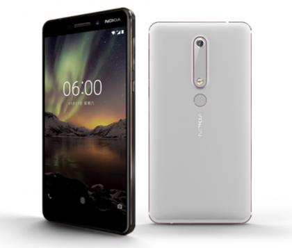 Uusi toisen sukupolven Nokia 6.