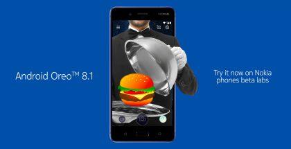 Nokia 8 saa Android 8.1 Oreon ensin beetatestiversiona. Uusi versio tuo muun muassa korjauksen hampurilaisemojiin.