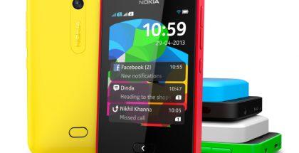 Nokia Asha 501.
