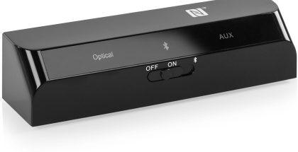 Listan kärjessä on Bluetooth-audiovastaanotin ja -lähetin ProCaster BT-03 NFC.
