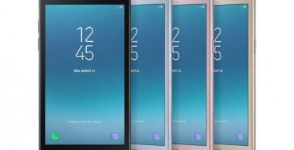 Samsung Galaxy J2 Pro.