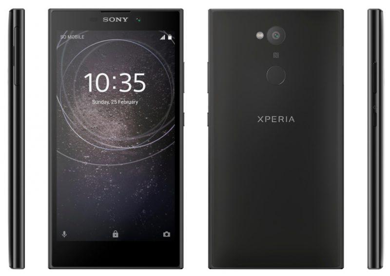 Sony Xperia L2.