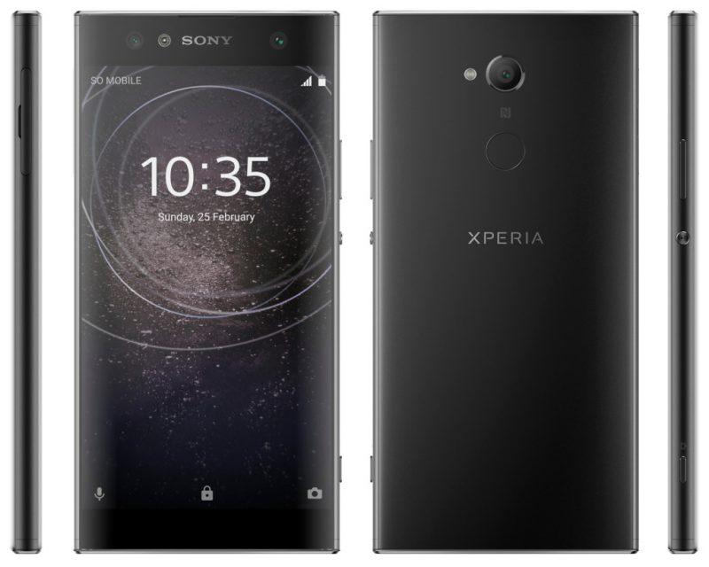 Sony Xperia XA2 Ultra.
