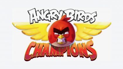 Angry Birds Champions.