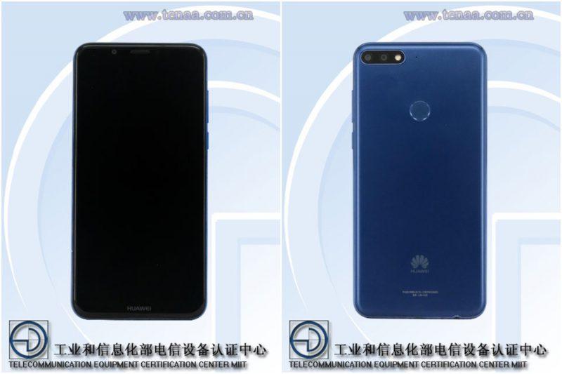 Huawei LDN-TL00.