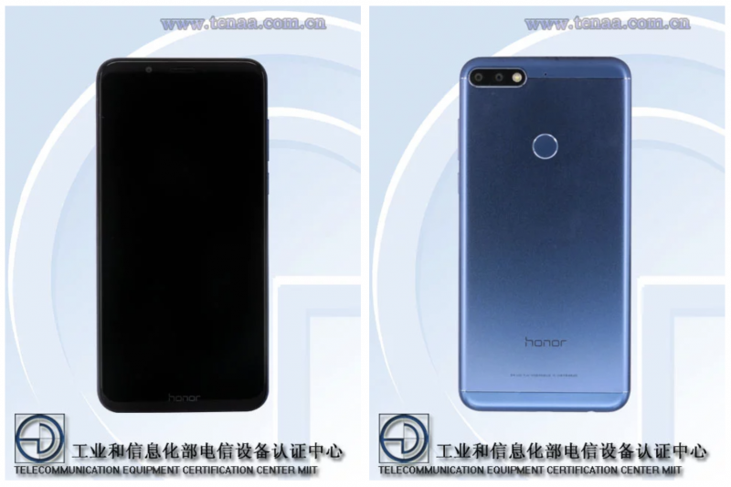 Huawei LND-TL40.