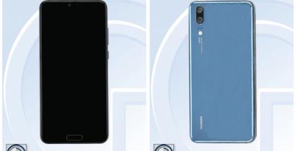 Väitetyt Huawei P20:n TENAA-kuvat vaikuttavat huijaukselta.