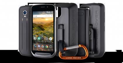 Land Rover Explore on ensimmäinen älypuhelin maasturivalmistajan brändillä.