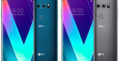 LG V30S ThinQ.
