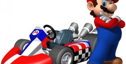 Mario Kart.