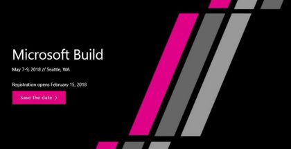 Microsoft Build 2018.