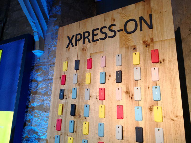 Nokia 1 merkitsee Xpress-On-värikuorten paluuta.