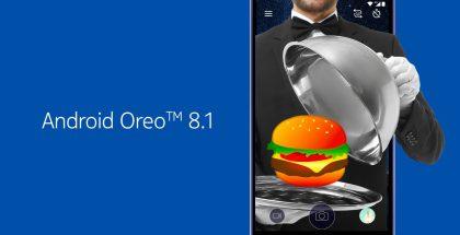 Nokia 8 saa Android 8.1 Oreon. Uusi versio tuo muun muassa korjauksen hampurilaisemojiin.