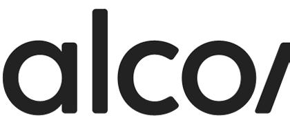 Qualcomm uusi logo.