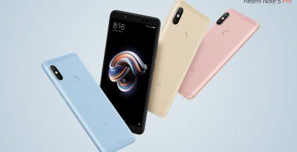 Redmi Note 5 Pro on Xiaomin uusimpia älypuhelinmalleja.