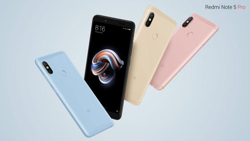 Xiaomi Redmi Note 5 Pron takakamera on järjestelty käytännössä täysin samalla tavalla kuin Applen iPhone X:ssä.