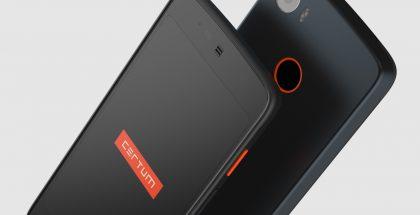 Certum Phonesta oli tarkoitus tulla muovikuorinen älypuhelin, joka oli suunniteltu alusta alkaen paras mahdollinen kuuluvuus mielessä.