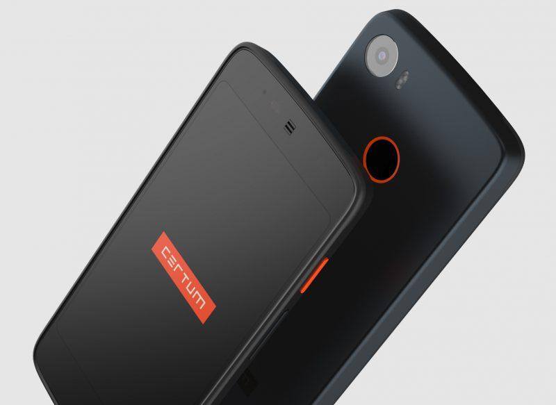 Certum Phone on muovikuorinen älypuhelin, joka on suunniteltu alusta alkaen paras mahdollinen kuuluvuus mielessä.