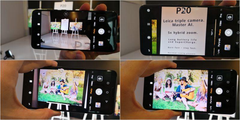 P20 Pro tarjoaa 3x optisen zoomin ja 5x hybridizoomin. Pikaisella kokeilulla tarkkuus kuvissa säilyy hyvänä myös 5x-tasolla.