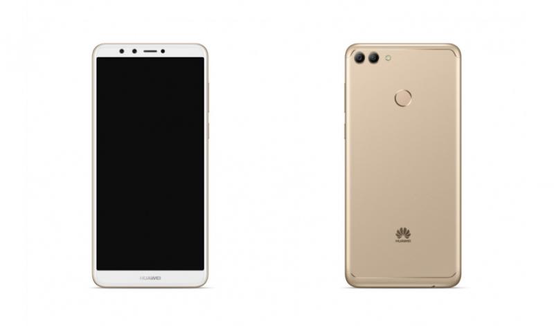Huawei Y9 2018.