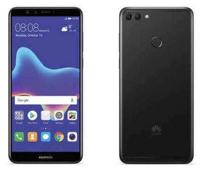 Huawei Y9 (2018).