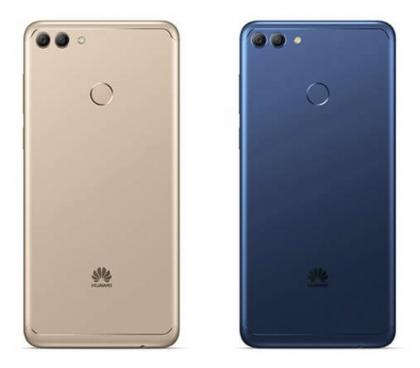 Huawei Y9 (2018):n muut värivaihtoehdot mustan jatkoksi.