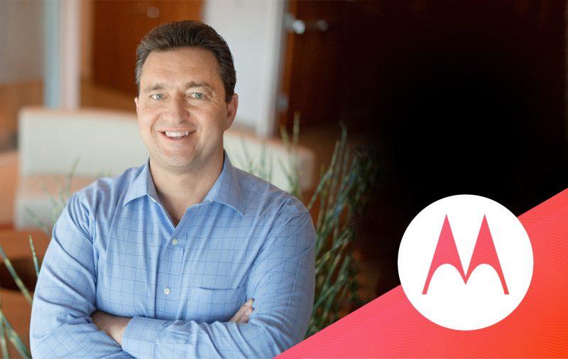 Sergio Buniac on uusi Motorola-pomo.