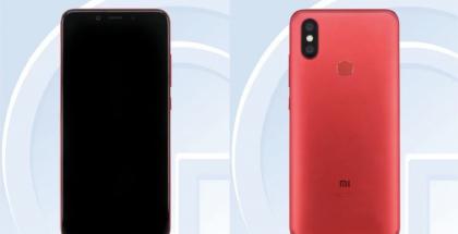 Uusi Xiaomi-älypuhelin paljastui kuvissa punaisena väriversiona.