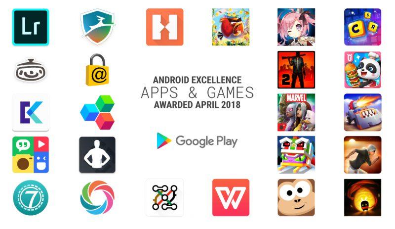Google poimi Play-kaupan parhaimmistoa.