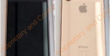 Kullanvärinen iPhone X nähtiin yhdysvaltaisen FCC-viranomaisen kuvissa, vaikkei Apple tätä väriä ikinä julkistanutkaan.