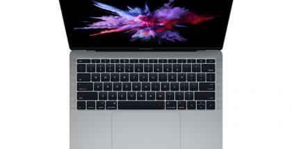 Korjausohjelma koskee vain uusinta 13 tuuman MacBook Pro -mallia, jossa ei ole Touch Bar -kosketusnäyttöriviä.