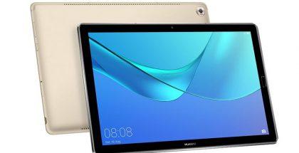 Huawei MediaPad M5 10,8 tuuman näytöllä.