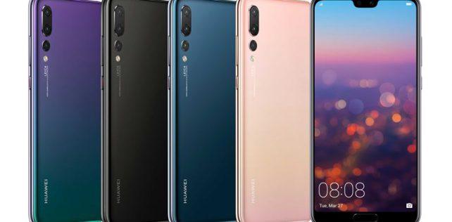 EISA valitsi Huawei P20 Pron vuoden parhaaksi älypuhelimeksi