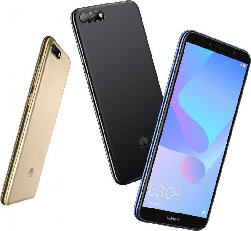 Huawei Y6 (2018).