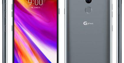 LG G7 ThinQ eri kuvakulmista Evan Blassin julkaisemassa vuotokuvassa.