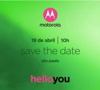 Kutsu Motorola-tilaisuuteen.