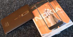 Uusi Nokia 6 tunnetaan myös Nokia 6.1 -nimellä.
