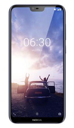 Nokia X. Virallinen Weibo-yhteisöpalvelussa julkaistu kuva.