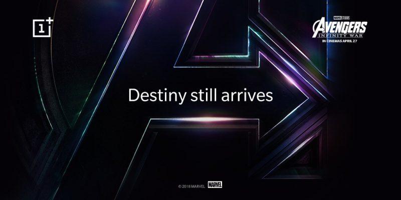 OnePlus kertoi Avengers-yhteistyöstä.