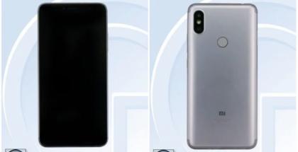 Todennäköinen Xiaomi Redmi S2 kiinalaisviranomaisen kuvissa.