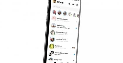 Facebook Messengerin käyttöliittymä uudistuu yksinkertaisemmaksi.