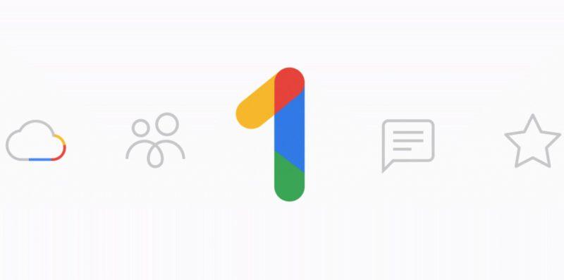 Google One on uusi tilauspalvelu Googlelta.