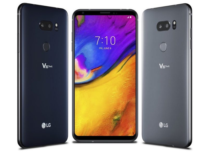 LG V35 ThinQ.
