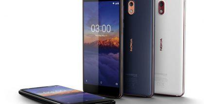 Nokia 3.1.